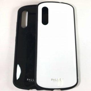 【Galaxy A41】耐衝撃ハイブリッドケース 「PALLET AIR」【SC-41A】