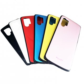 【Galaxy Note 10+】 超軽量・極薄・耐衝撃ハイブリッドケース「PALLET AIR」 【SC-01M/SCV45】
