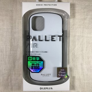 【iPhone 12 mini対応】 超軽量・極薄・耐衝撃ハイブリッドケース「PALLET AIR」