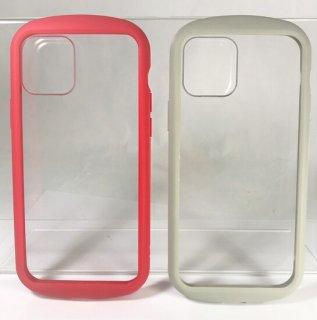 【iPhone 12/iPhone 12 Pro】 耐衝撃ハイブリッドケース「PALLET CLEAR Flat」