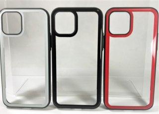 【iPhone 12/iPhone 12 Pro対応】 ラウンドエッジガラスシェルケース「SHELL GLASS Round」