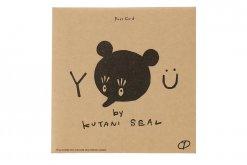 YÜ by KUTANI SEAL ポストカードセット(おはなし付/1話〜5話)