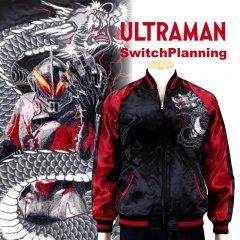 ULSJ-012 ウルトラマンベリアル 刺繍 スカジャン ULTRAMAN SwitchPlanning