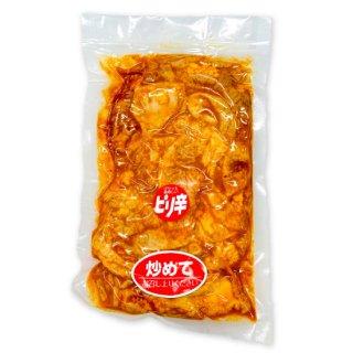 豚ホルモン焼(ピリ辛)