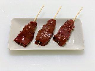 豚レバー串-3本入り-