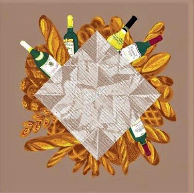 MISATO ASAYAMA パンとワイン