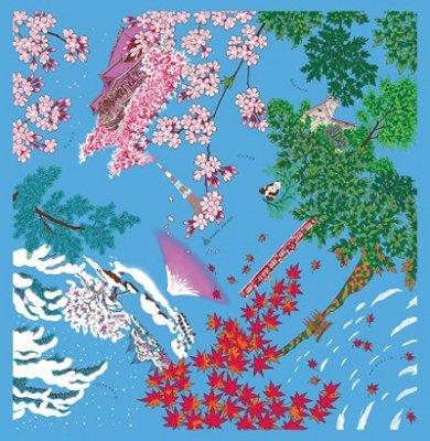 MISATO ASAYAMA 日本の四季