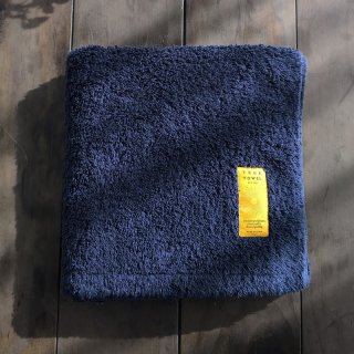 TRUE TOWEL classic SUGOI ミニバスタオル [ネイビー]