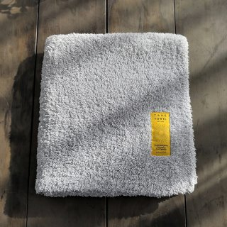 TRUE TOWEL classic SUGOI ミニバスタオル [グレー]