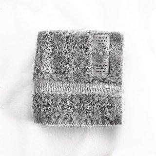 TRUE TOWEL classic HOTEL ウォッシュタオル [グレー]