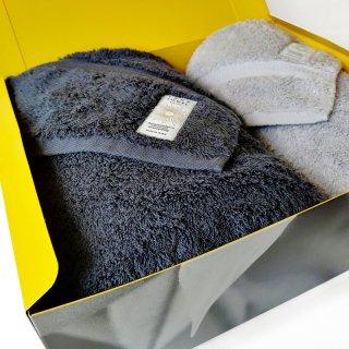 【GIFT】classic HOTEL グランドバスタオル+フェイスタオル【TRUE BOX】