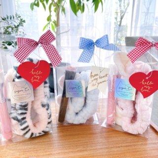 [sugar.C beauty] Holiday Collection NIKU-KYU BRUSH SPECIAL KIT ニクキュウブラシスペシャルキット