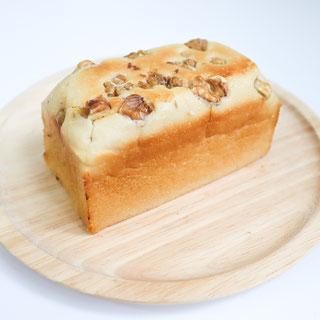 [PON Q PON]九州産米粉100% グルテンフリー&ヴィーガン 黒糖クルミ ミニパン