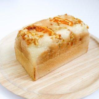 [PON Q PON]九州産米粉100% グルテンフリー&ヴィーガン 黒糖オレンジピールミニパン