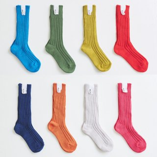 Cased heavy weight plain socks