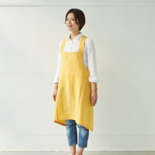 バッククロスエプロン backcross apron(イエロー)