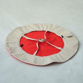 ロンドバッグ rond bag(レッド)