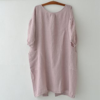 <img class='new_mark_img1' src='https://img.shop-pro.jp/img/new/icons14.gif' style='border:none;display:inline;margin:0px;padding:0px;width:auto;' />エプロンコート apron coat(グレイッシュピンク)