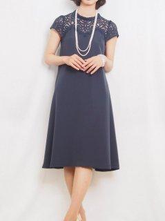 テントラインドレス(ネイビー)【DR0427】