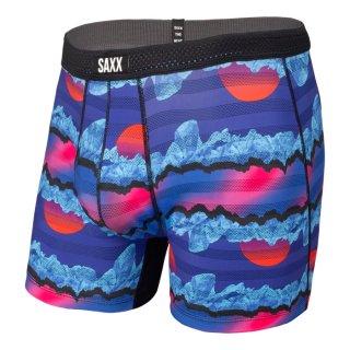SAXX HOT SHOT BOXER BRIEF FLY SXBB09F-IBS/ サックス ホットショット ボクサーブリーフ パンツ 前開き