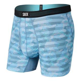SAXX HOT SHOT BOXER BRIEF FLY SXBB09F-MIC / サックス ホットショット ボクサーブリーフ パンツ 前開き