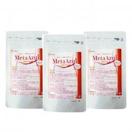 メタアッスル MetaAzul 3袋(90粒×3袋/3ヶ月分)