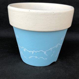 mountain鉢 3号
