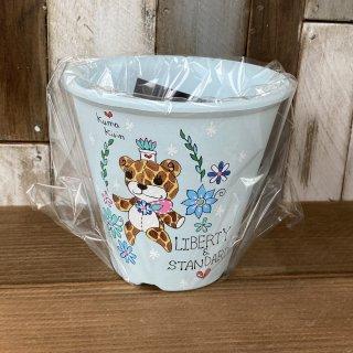Amy×リバスタ クマキリン鉢 3寸 9 現物商品