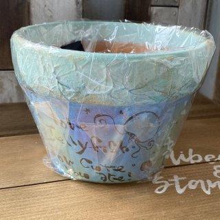クラゲ鉢 4.5寸 2   現物商品