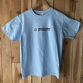 Tシャツ ライトブルー  Lサイズ