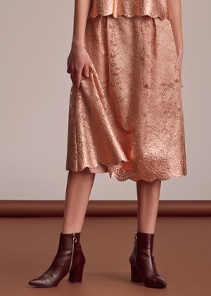 <img class='new_mark_img1' src='https://img.shop-pro.jp/img/new/icons16.gif' style='border:none;display:inline;margin:0px;padding:0px;width:auto;' />peachgold lace skirt
