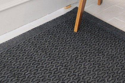 soul sisal-look rug(charcoal)