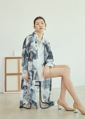 <img class='new_mark_img1' src='https://img.shop-pro.jp/img/new/icons16.gif' style='border:none;display:inline;margin:0px;padding:0px;width:auto;' />grey robe cardigan