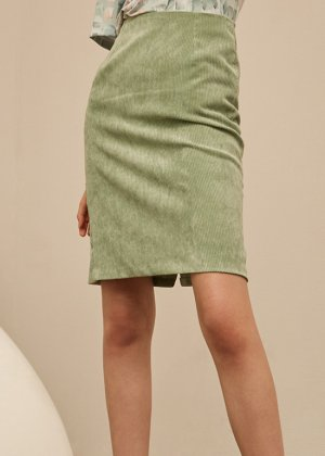 <img class='new_mark_img1' src='https://img.shop-pro.jp/img/new/icons16.gif' style='border:none;display:inline;margin:0px;padding:0px;width:auto;' />mint corduroy skirt