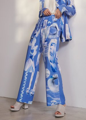 <img class='new_mark_img1' src='https://img.shop-pro.jp/img/new/icons16.gif' style='border:none;display:inline;margin:0px;padding:0px;width:auto;' />geometric pants