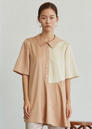 sandy wave blouse