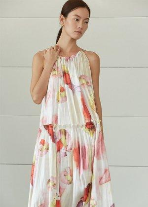 litch beach dress