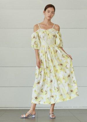 starfish offshoulder dress