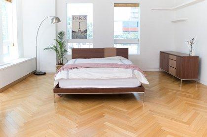 Bed Frame Hue