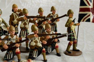 トイソルジャー 鉛の兵隊
