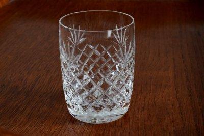 英国ウィスキーグラス