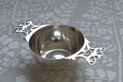 純銀ワインテイスティングカップ