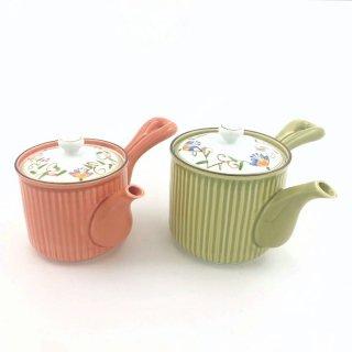 【一誠陶器】花蓮 急須(軽量・SS茶こし付)