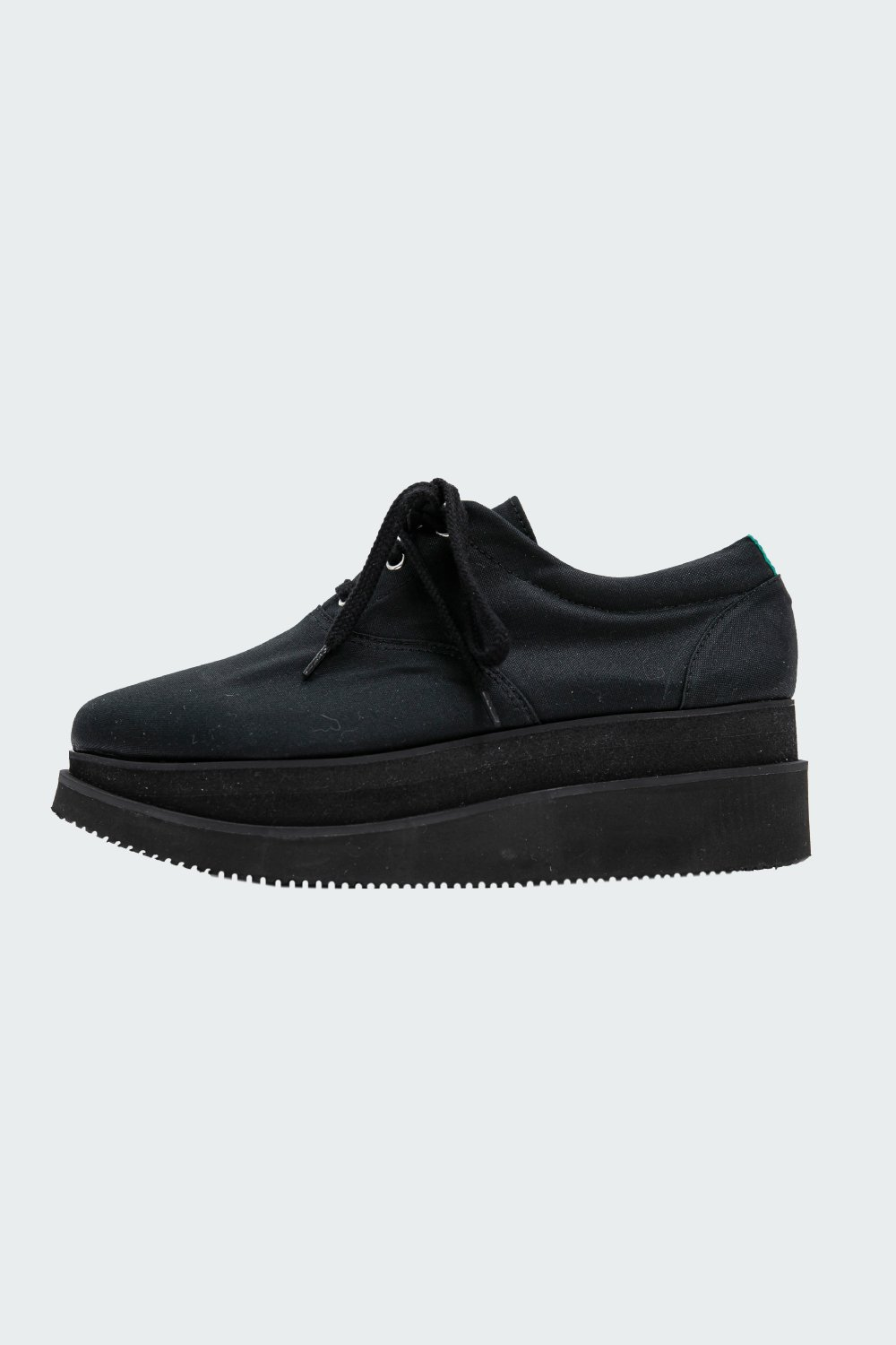 <img class='new_mark_img1' src='https://img.shop-pro.jp/img/new/icons56.gif' style='border:none;display:inline;margin:0px;padding:0px;width:auto;' />NEW WEDGE SOLE SNEACKERS BLACK