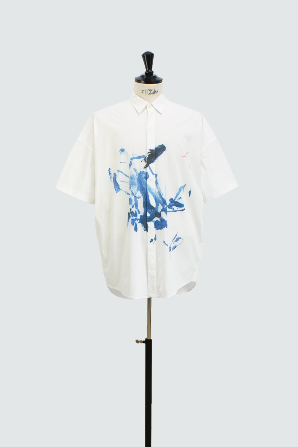 HARF SLLEVES SHIRT WHITE