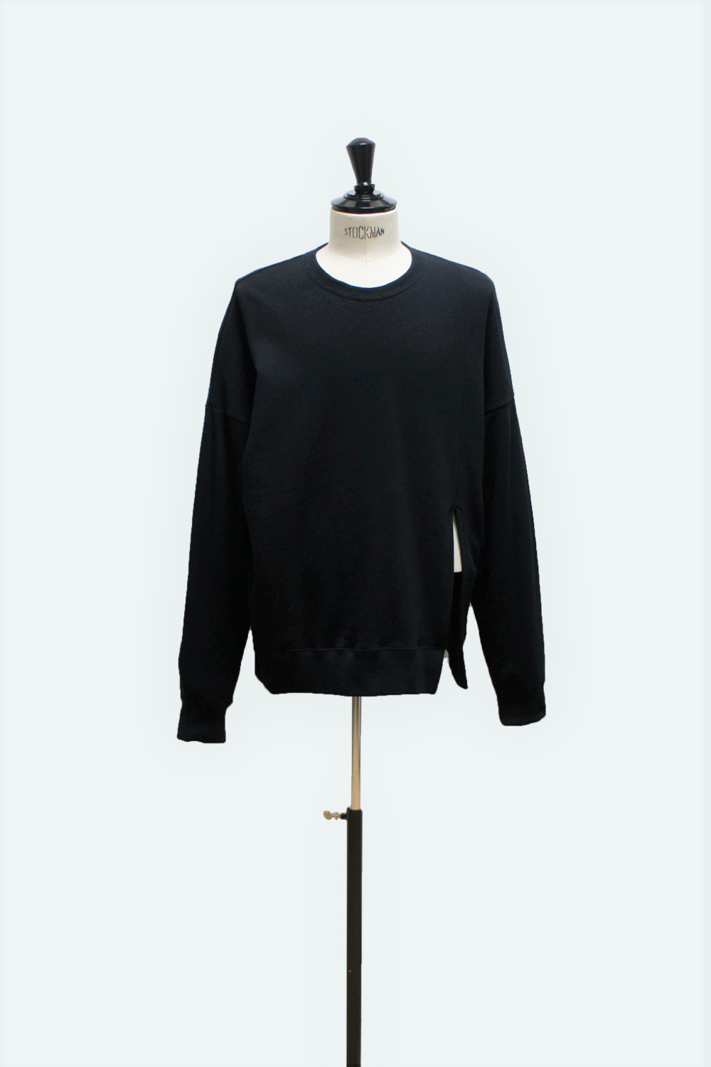 CREWKNECK SWEAT BLACK