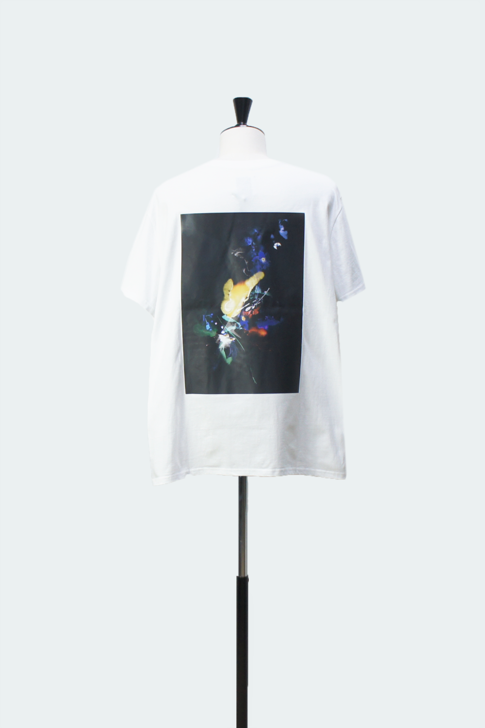 BACK PRINT T-SHIRT WHITE