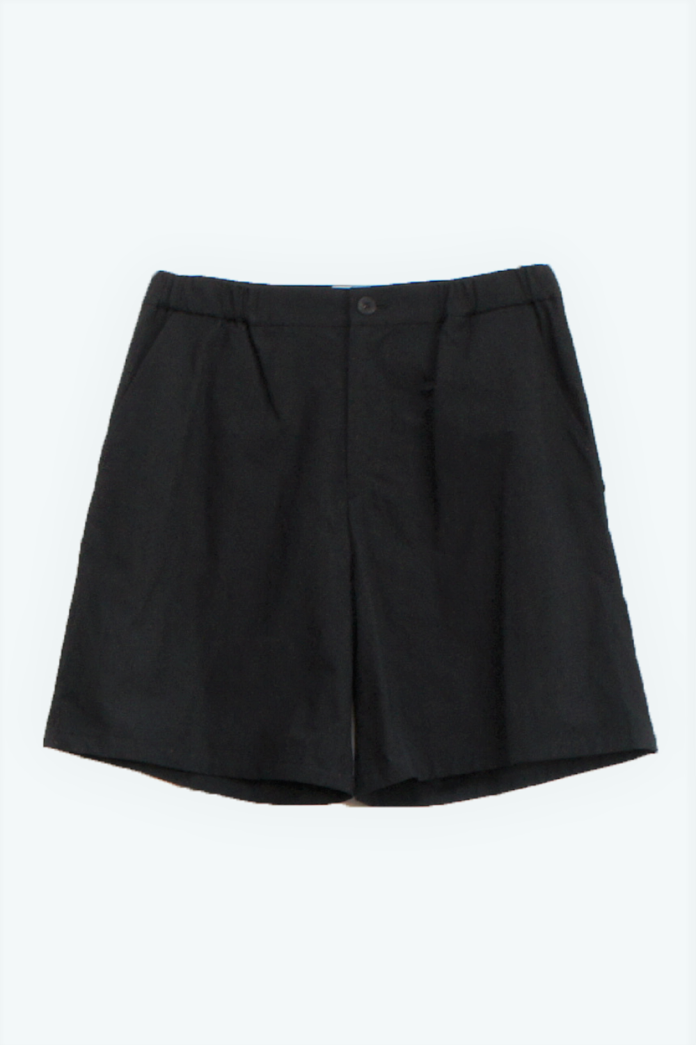 COTTON SHORT PANTS BLACK