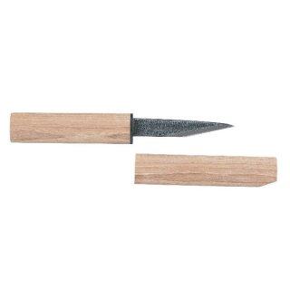 桜サヤ付切出小刀 / Cherry tree sheath bonsai knife