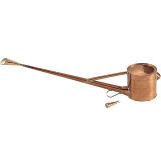 銅製盆栽用ジョーロ4号/Copper watering can bonsai type 3.5L